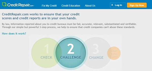 How does CreditRepair.com Work