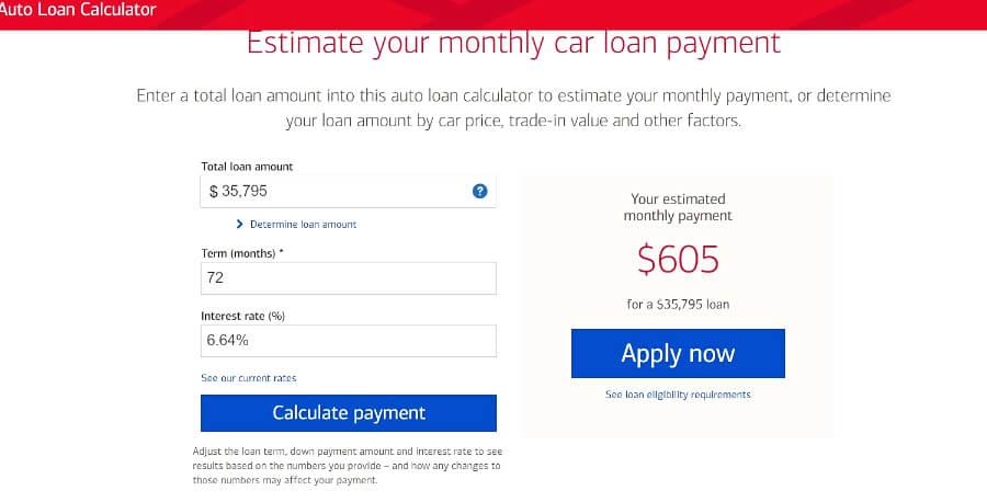 fair credit score to buy a car