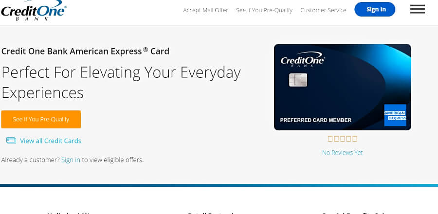 Capital One Bank American Express