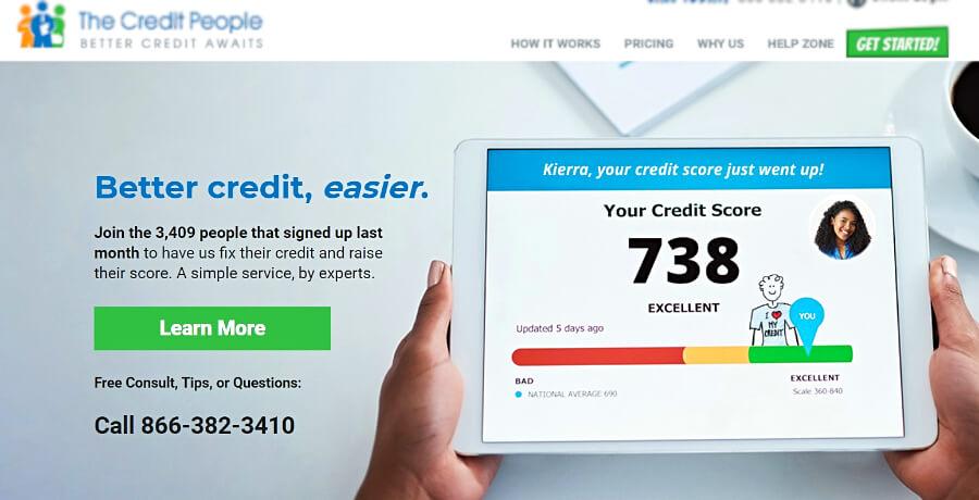 credit people homepage