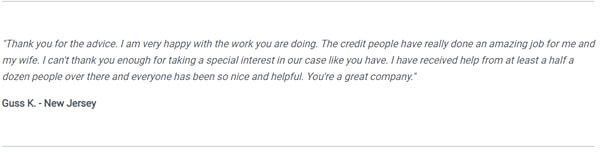 creditpeople.com testimonials